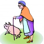 The Old Woman and Her Pig Story