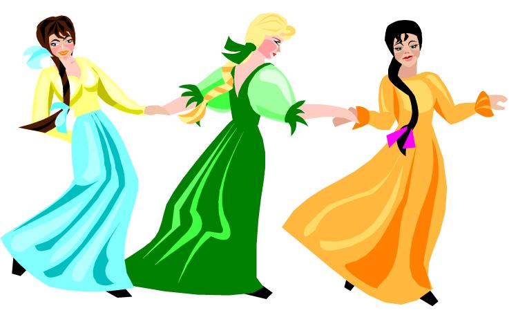 Картинки анимация танец варенька